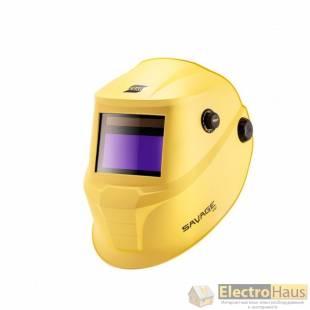 Сварочная маска ESAB Savage A40 желтая